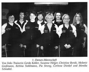 1. Damen Mannschaft