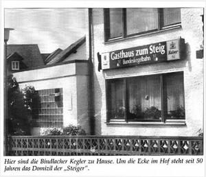 Bindlacher Keglerheim