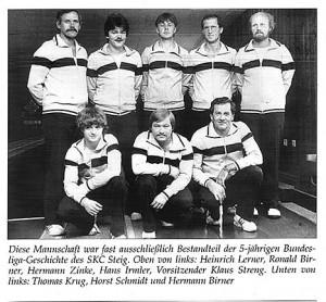 5 Jahre Bundesliga