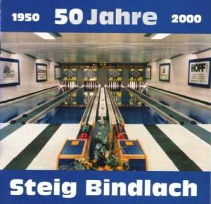 50 Jahre Steig Bindlach - Neue Bahnen